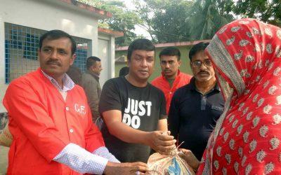Humanitarian Aid – Jan 2017  Bangladesh