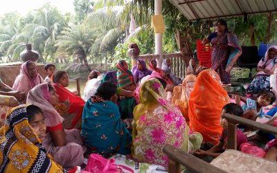 Leadership Training / Ladies Seminar – May 2017 Bangladesh