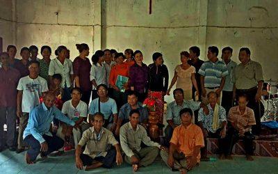 Leadership Training – June 2017 Cambodia