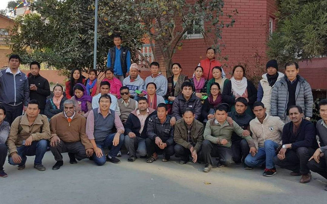 Leadership Training – Mar 2017 Nepal