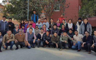 Leadership Training – Mar 2017 Nepal