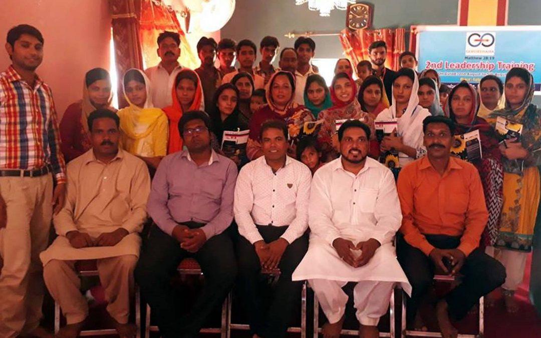 Leadership Training – 2 to 5 Aug 2017 Pakistan
