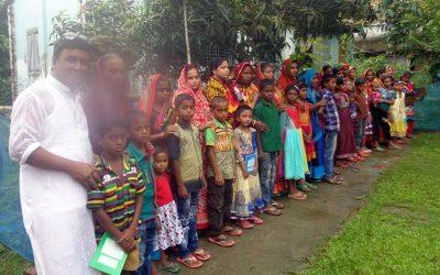 Leadership Training – July 2017 Bangladesh
