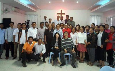 Leadership Seminar – July 2017 Cambodia