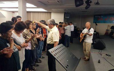 Rev Takashi Yoshida Ministry – GFA & NLCC