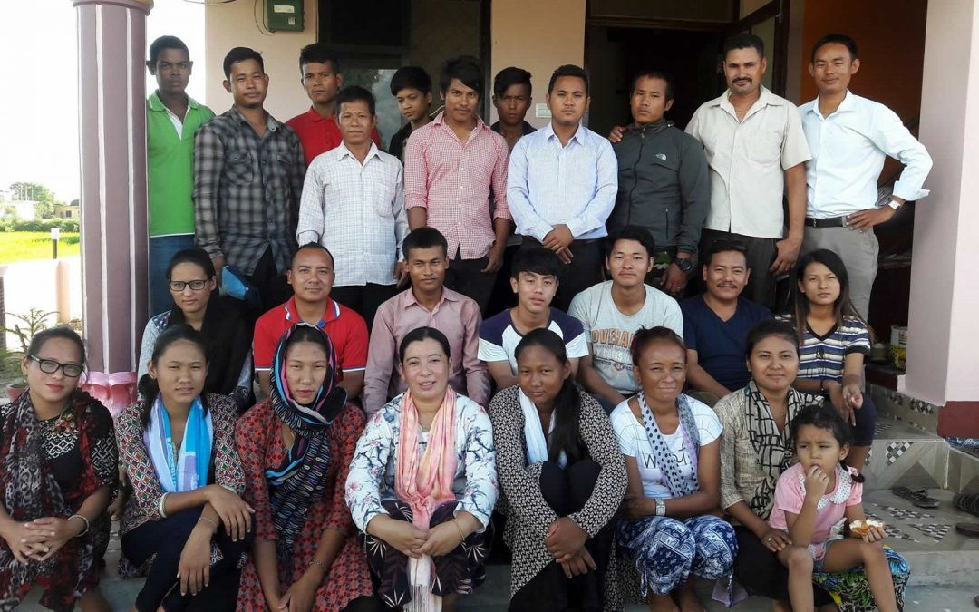 Leadership Training – September 2017 Nepal