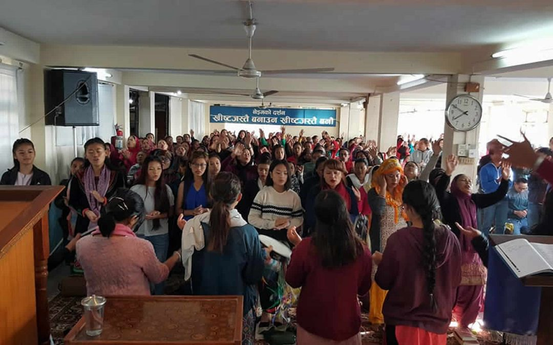 Discipleship Training – Nov 2017 Nepal