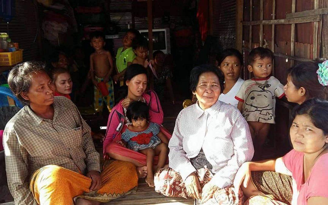 Humanitarian Aid – Phnon Krom, Cambodia