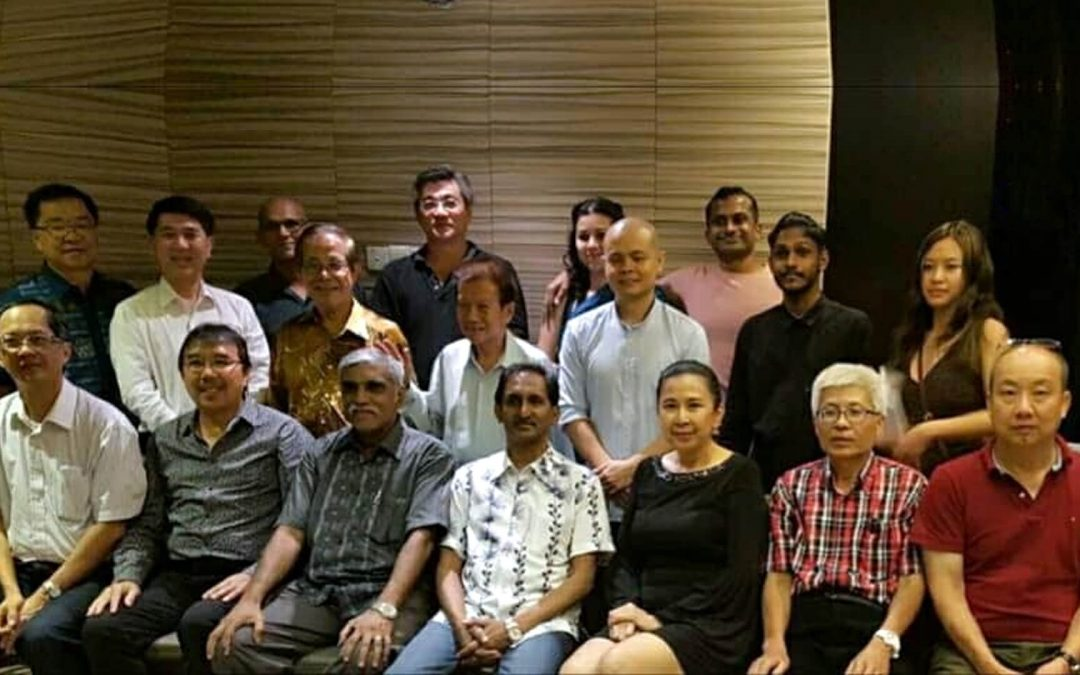 GFA – Thanksgiving Dinner (Malaysia)- 2nd Dec 17