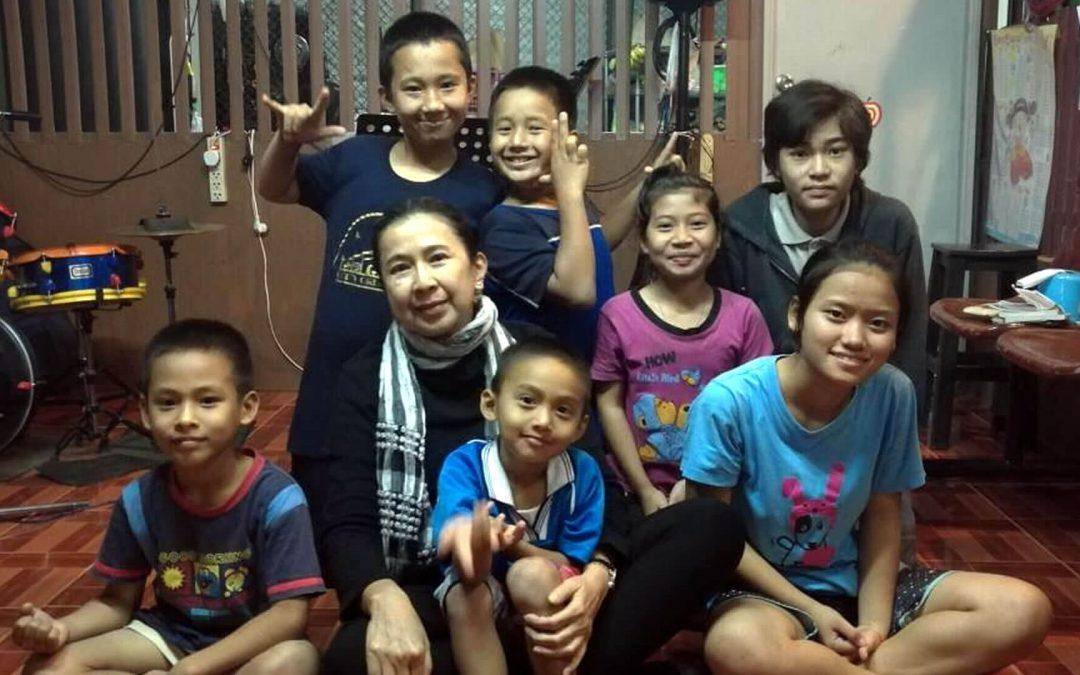 Thailand, Myanmar & Laos (Orphanage Visit) – Nov 2017