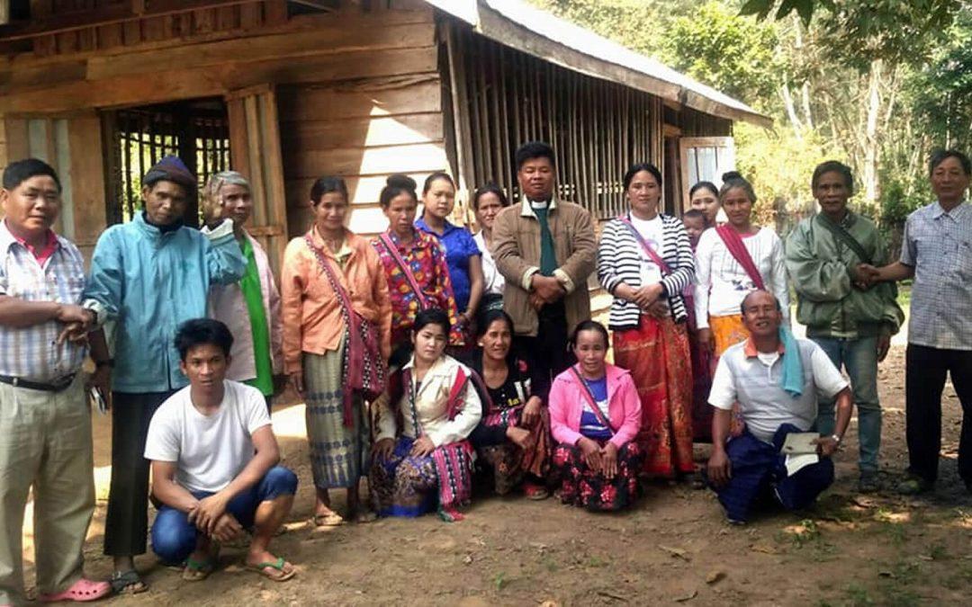 Church Ministry – Tachileik, Myanmar