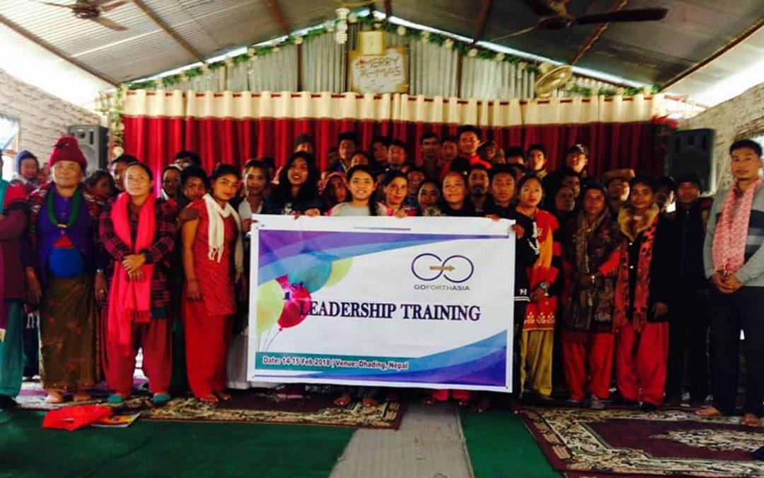 Discipleship Training – Dhading, Nepal