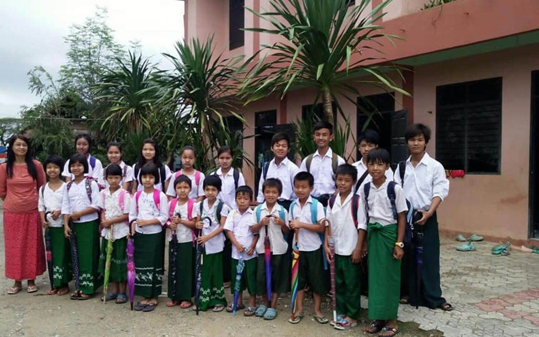 Vineyard Children's Home – Tachileik, Myanmar