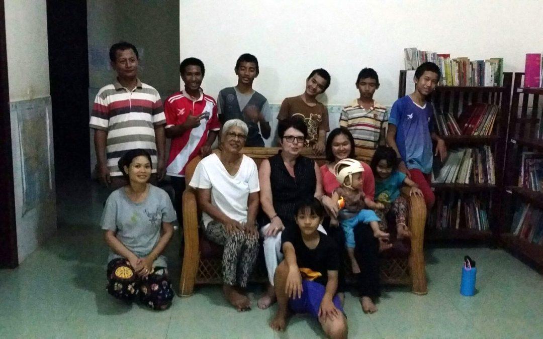 MIKI Home Cambodia Visit