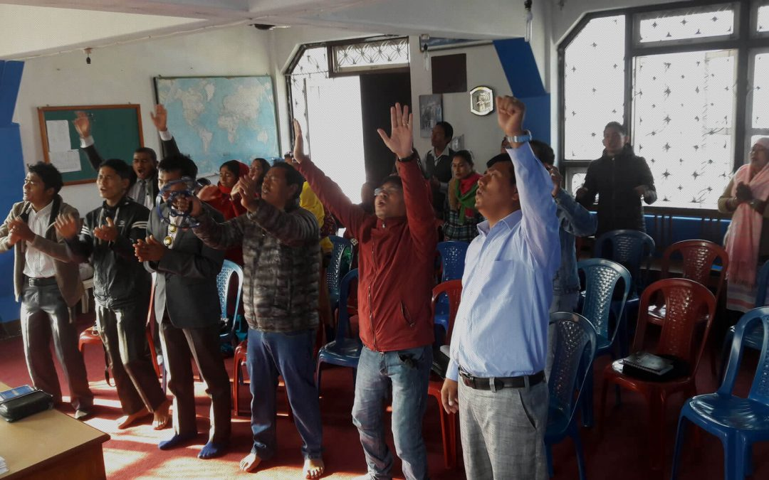 Church Ministry Report – Nepal (January – March 2018)