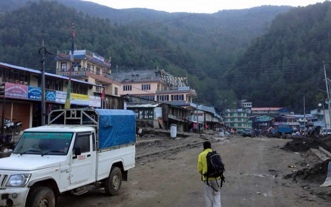 Discipleship Training – Jiri, Nepal