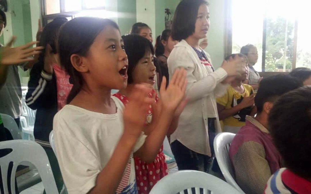 Evangelism – Tachileik, Myanmar