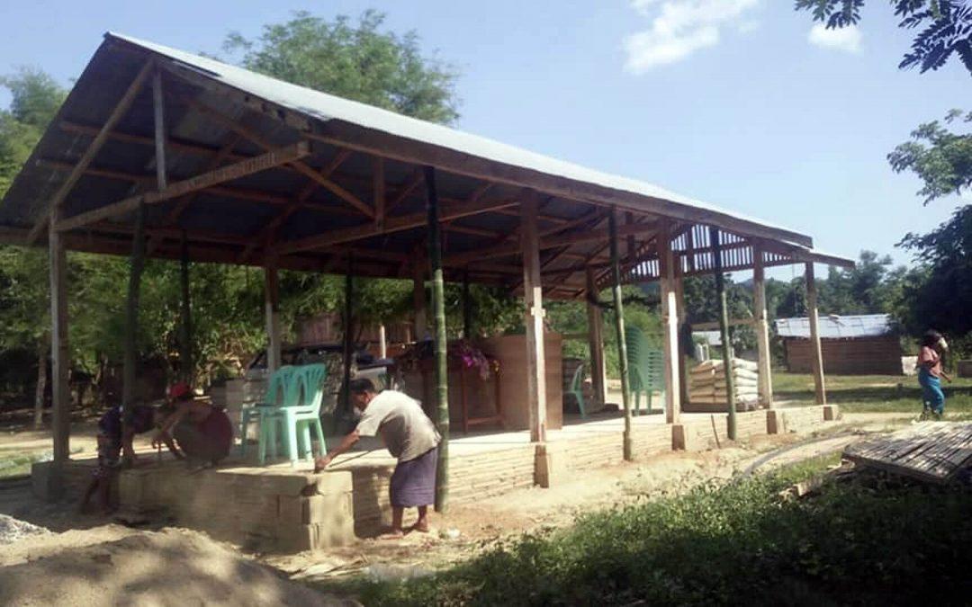 Church Planting – Pakha Village, Myanmar