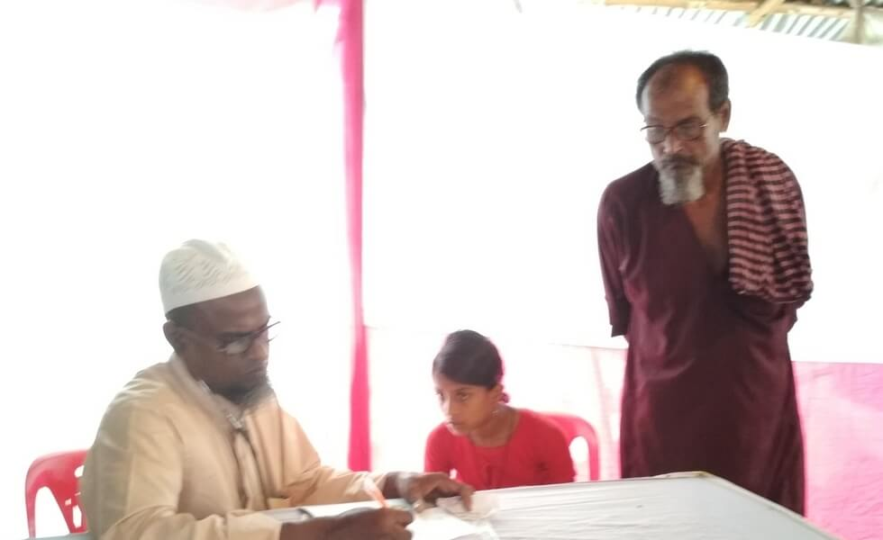 Medical Camp - Comilla District, Bangladesh - Go Forth Asia