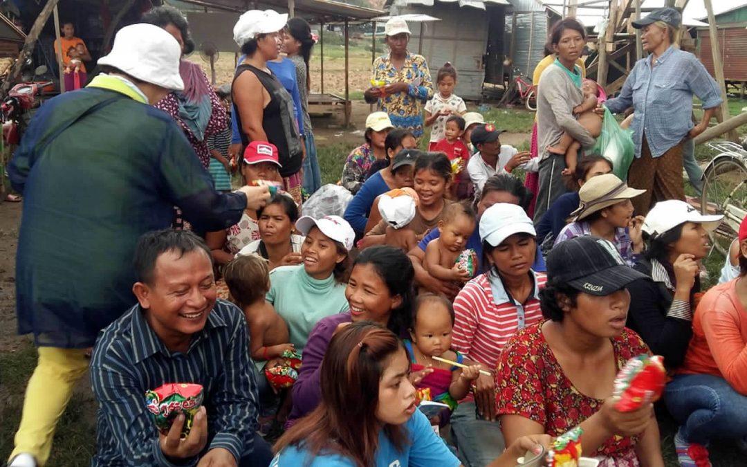 Growth of the Church in Phnom Krom