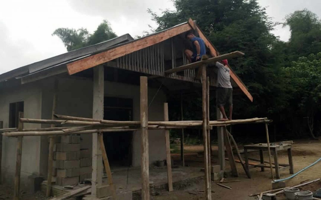 Church Planting – Pakha Village, Myanmar (Nearing Completion)