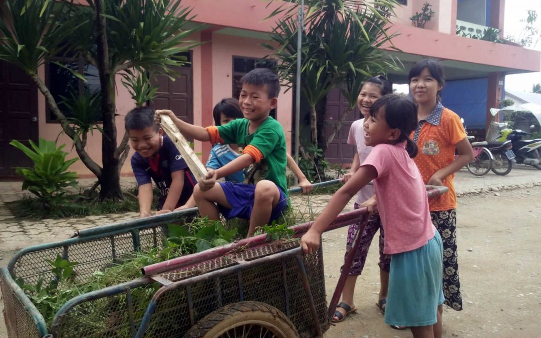 Church & Orphanage Reports – Tachileik, Myanmar