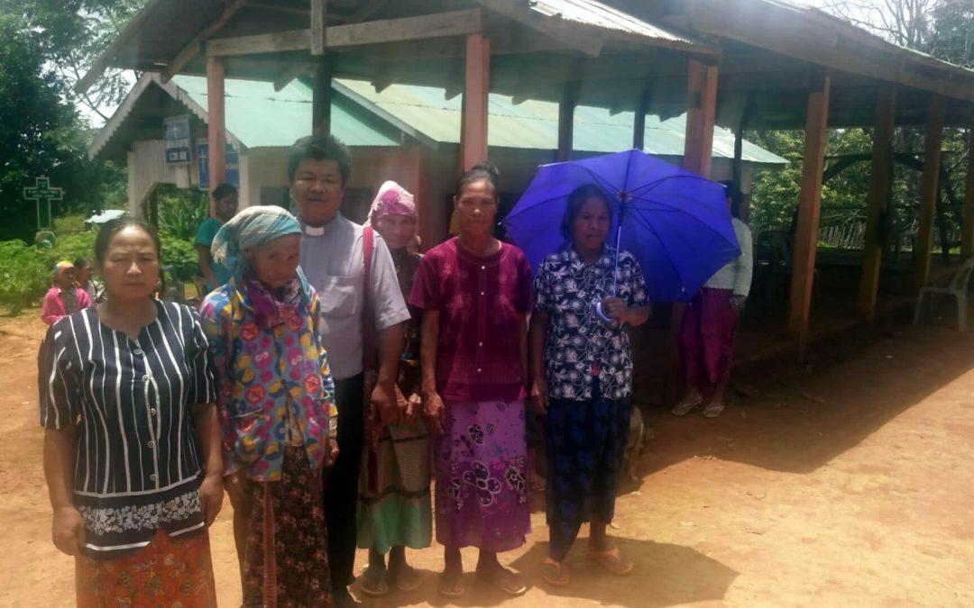 A Visit to Lawsashi Village, Myanmar