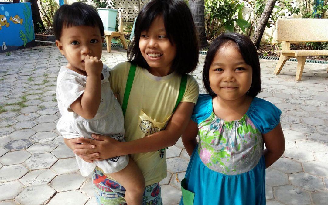 3 New Children at MIKI Home
