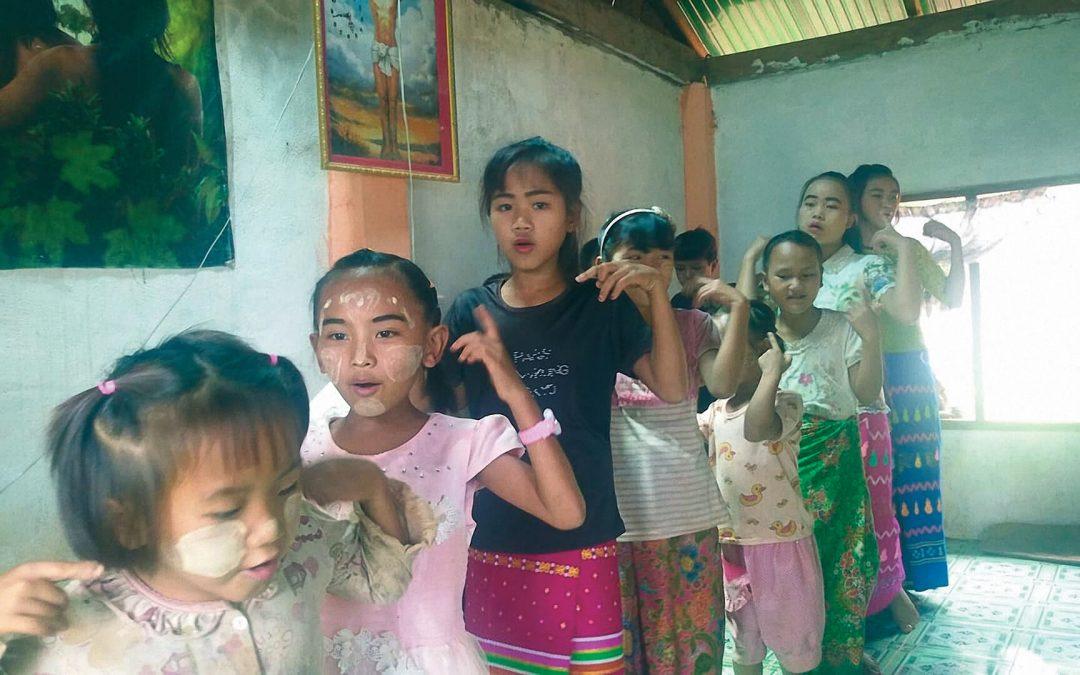 Ministry Report – Lawsanshi Village, Myanmar
