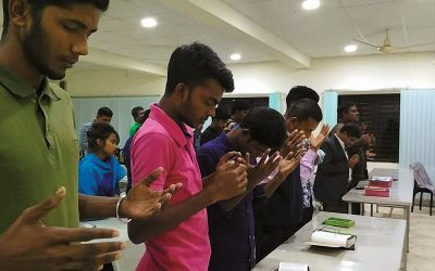 Go Forth Asia Pastors and Leadership Conference – Bangladesh