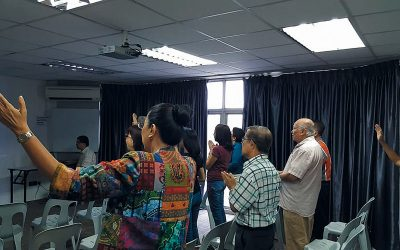 Go Forth Asia Monthly Prayer Meet with Rev Takashi – Malaysia