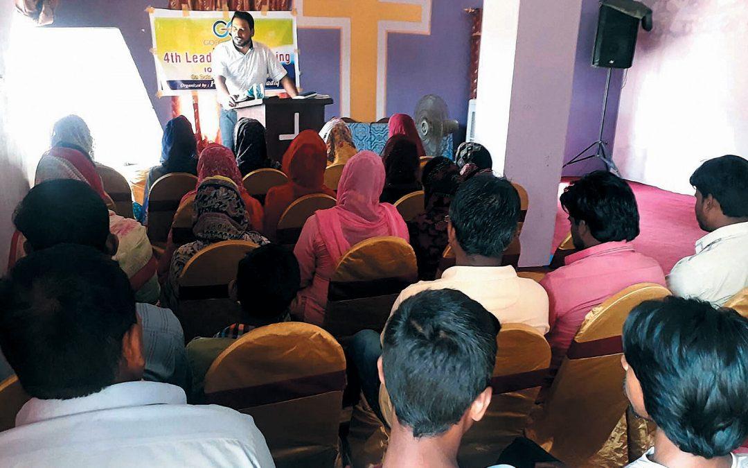 4th Go Forth Asia Leadership Training – Iqbal Nagar, Pakistan