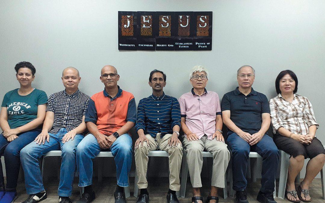 GFA Monthly Staff & Volunteers Meeting – Subang, Malaysia
