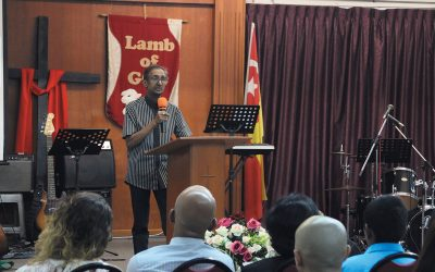 GFA 2019 Thanksgiving Dinner – Harvest Christian Centre – Subang, Malaysia
