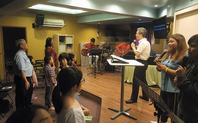 Church Ministry – The Awesome Generation Church – Klang, Malaysia