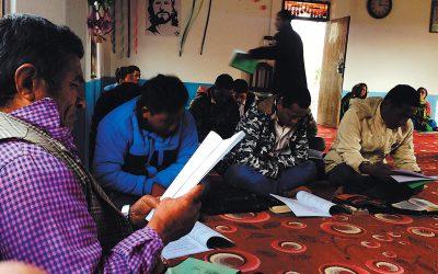 GFA 2nd Leadership Training – Dhading Bazar / Dhading, Nepal