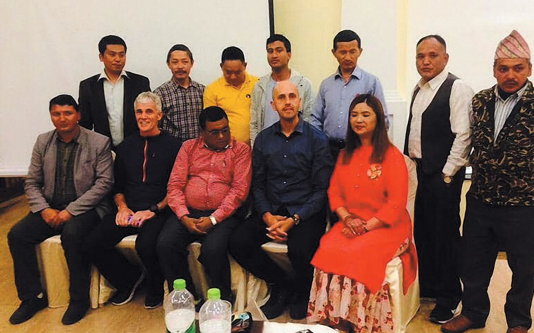 Pastors' Workshop – Nepal