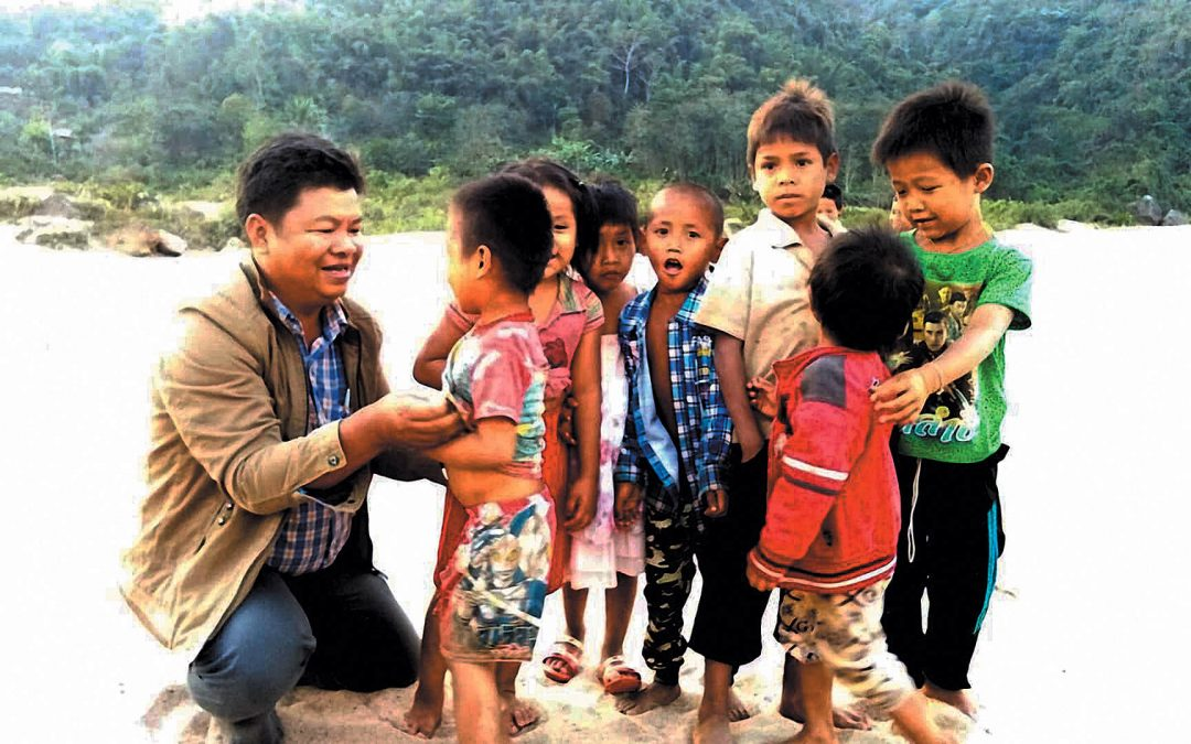 Sharing the Gospel Through Drama – Mekong River Area – Laos & Myanmar