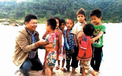 Sharing the Gospel Through Drama – Mekong River Area – Laos & Myanmar