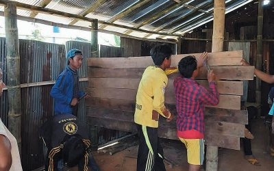 Community Outreach & Ministry – Various Locations – Myanmar