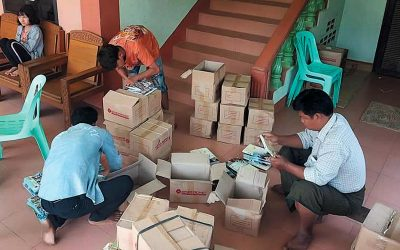 Community Outreach, Church Activities & Ministry – Myanmar