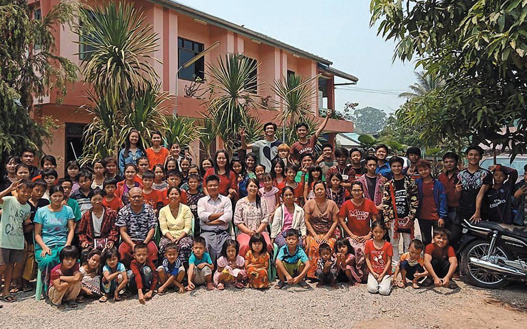 Evangelistic Training – Tachileik, Myanmar