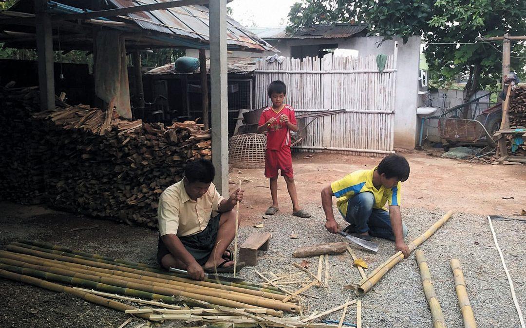 Extension of Children's Home – Tachileik, Myanmar