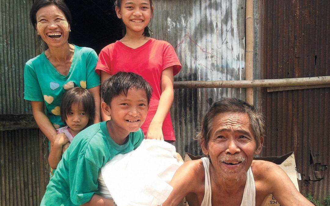 Quarterly Report – Tachileik, Myanmar