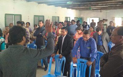 5th GFA Leadership Training – Faridpur District, Bangladesh