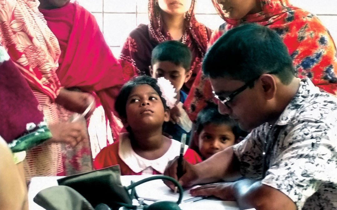 Medical Camp – Meharpur, Bangladesh