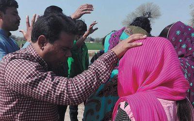 Baptism & Community Outreach – Village 83, PAkistan