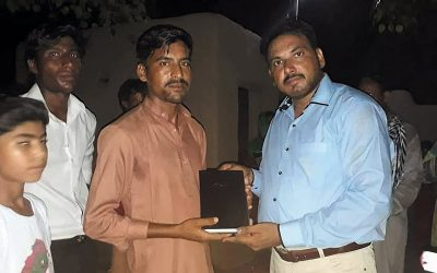 Bible Distribution – Multan & Khanewal, Pakistan