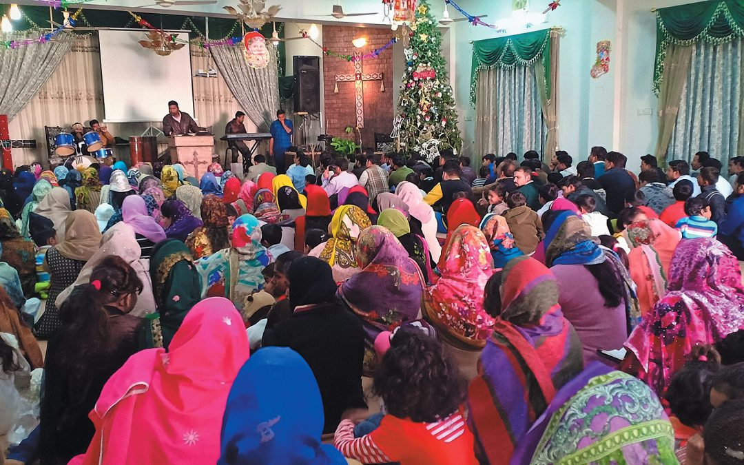 Discipleship Training – Multan, Pakistan