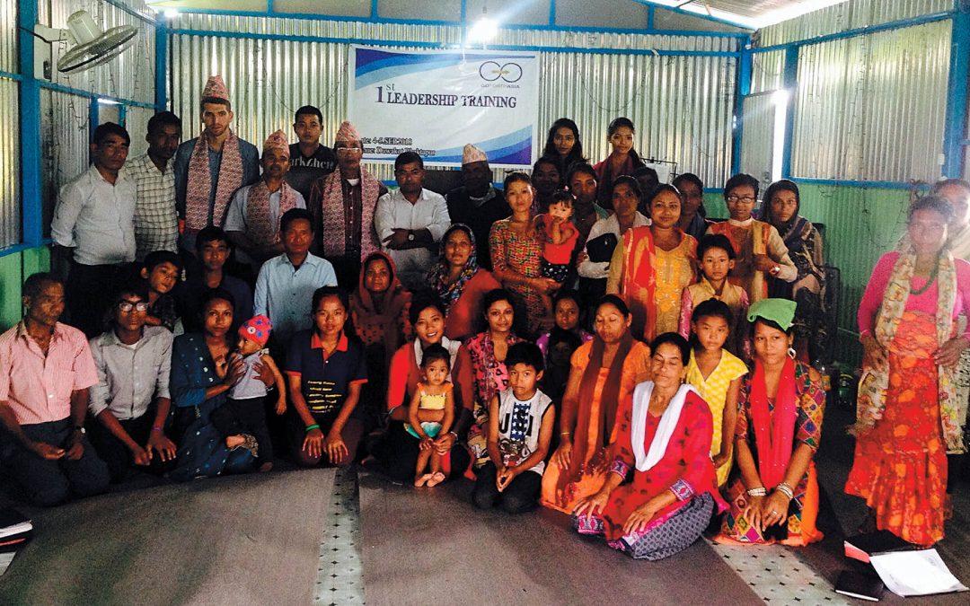 Leadership Training – Duwakot / Kathmandu, Nepal